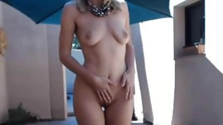 Blond doggy_style sex outside Preview Image