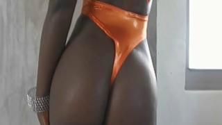 Jamaica fine dark black babe hot tease Preview Image
