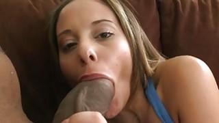 Horny latina babe Jasmine fucked by big black cock Preview Image