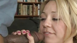 Slut Bambi Diamond double nailed by huge black cocks Preview Image