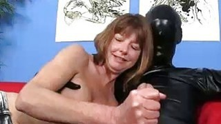 Stranger Comes In Her House All Covered But Dick Preview Image