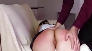 Spanking and anal training my new sub Ashley Preview Image