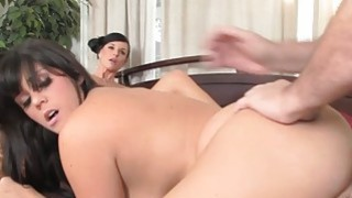 Hottie babe Alison Tyler feeling hot and horny Preview Image