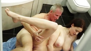 Big tits girl horny to fuck married oldmen Preview Image