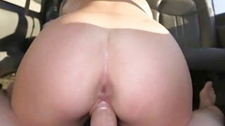 Shaved bawdy cleft offerings from a sexy cutie Preview Image