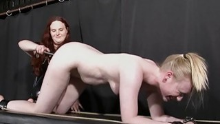 Satine Sparks lesbian foot fetish and hot waxing Preview Image