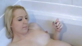 Pregnant Lucy_Relaxes with a Cool Bath! Preview Image
