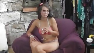 Cute TEEN does her really first CASTING Preview Image
