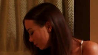 Sweet chick Monique Alexander gettin hot and horny Preview Image