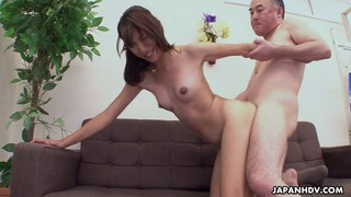 Asian sweetheart getting her pussy doggystyled Preview Image