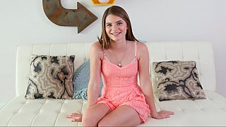 Beautiful Alice happy with first time fucking anally Preview Image