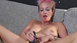 OldNanny Mature is playing with sexy lesbian girl Preview Image