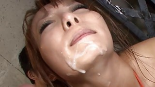 JAPAN HD Japanese Bukkake and Squirting Preview Image