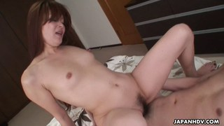 Cheatin Japanese wife loves to be fucked Preview Image