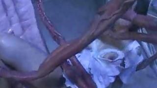 Nurse Taken Inside Alien Monster! Preview Image
