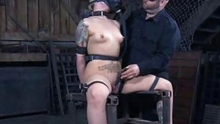 Infernal BDSM for Girl with Gas Mask! Preview Image