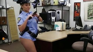 Sexy ass Police woman gets hammered from behind by a huge cock Preview Image