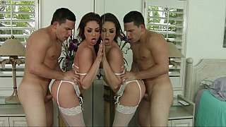 Group sex with amazing nude girls party sex Preview Image
