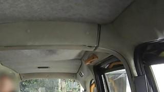 Bustz blonde gets_huge cumshot in cab Preview Image