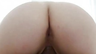 Stud bangs bawdy pussy of an astonishing floozy Preview Image