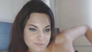 My Hot Neighbor Caught Masturbating On_Webcam Preview Image