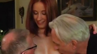 Old spunkers bbw_and old man fucks young ebony_first time Minnie Preview Image