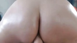 Big Round Ass SexToy Riding Preview Image