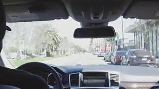 Big tit car dealer big black cocked Preview Image