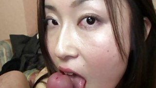 Subtitles Japanese amateur POV blowjob in HD Preview Image