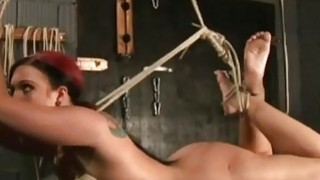 Softcore Bondage_with redhead Cutie. Must see! Preview Image
