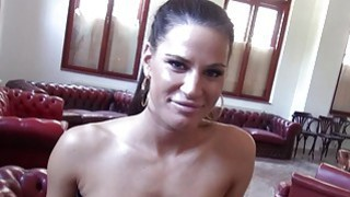 Amateur Athina Love pounded by stranger Preview Image