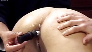 Asian babe gets her asshole toyed and fucked well Preview Image