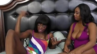 Horny_Ebony_Lesbians_Pleasuring_Each_Others_Pussy Preview Image