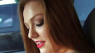 StrandedTeens Cute redhead needs a little fun Preview Image
