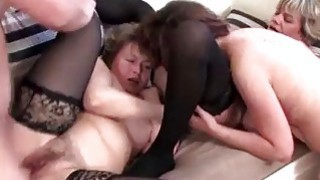 Matures wake up a younger guy for fucking Preview Image