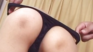 Yuki takes a hardcore banging in her hairy snatch Preview Image