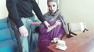 Sexy arab babe_got fucked for the money Preview Image