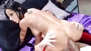 Sexy brunette milf Brandy_Aniston wants raw anal Preview Image