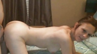 Lonely Babe Gets Fucked From Behind Preview Image