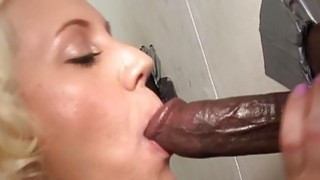 Kacey Villainess Sucks and Fucks Gloryhole BBCs Preview Image