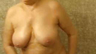 Granny masturbating in the bathroom Preview Image