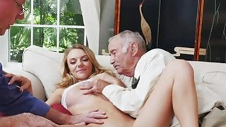 Molly Mae gives Duke the hottest deep throat blowjob Preview Image