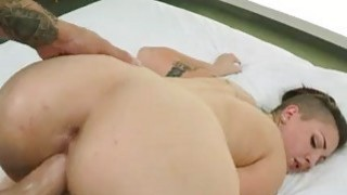 Teens ripped by huge cock in hardcore sex video Preview Image
