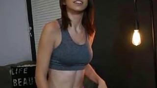 Sporty Teen Stepsis Makes_Stepbro Cum Preview Image