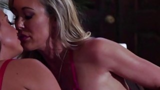 High schooler Abigail and hot Brandi get_despicable for lesbian sex Preview Image