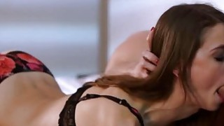 Hot Teen Daughter And Even Hotter Step_Mum Share One Hard Cock Preview Image