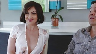 Hot Auntie_Yasmin Scott suck her nephews cock Preview Image