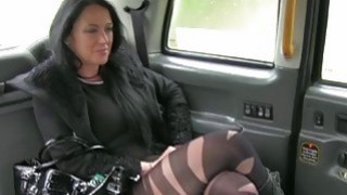 Sexy escort gets banged by fraud driver Preview Image