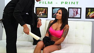 Spicy Latina throat-fucked Preview Image