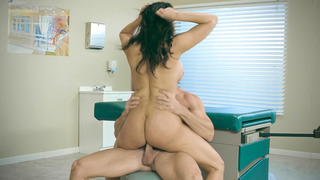 Reagan Foxx rides Dr. Sins in the hospital Preview Image